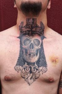 Skull king by graynd